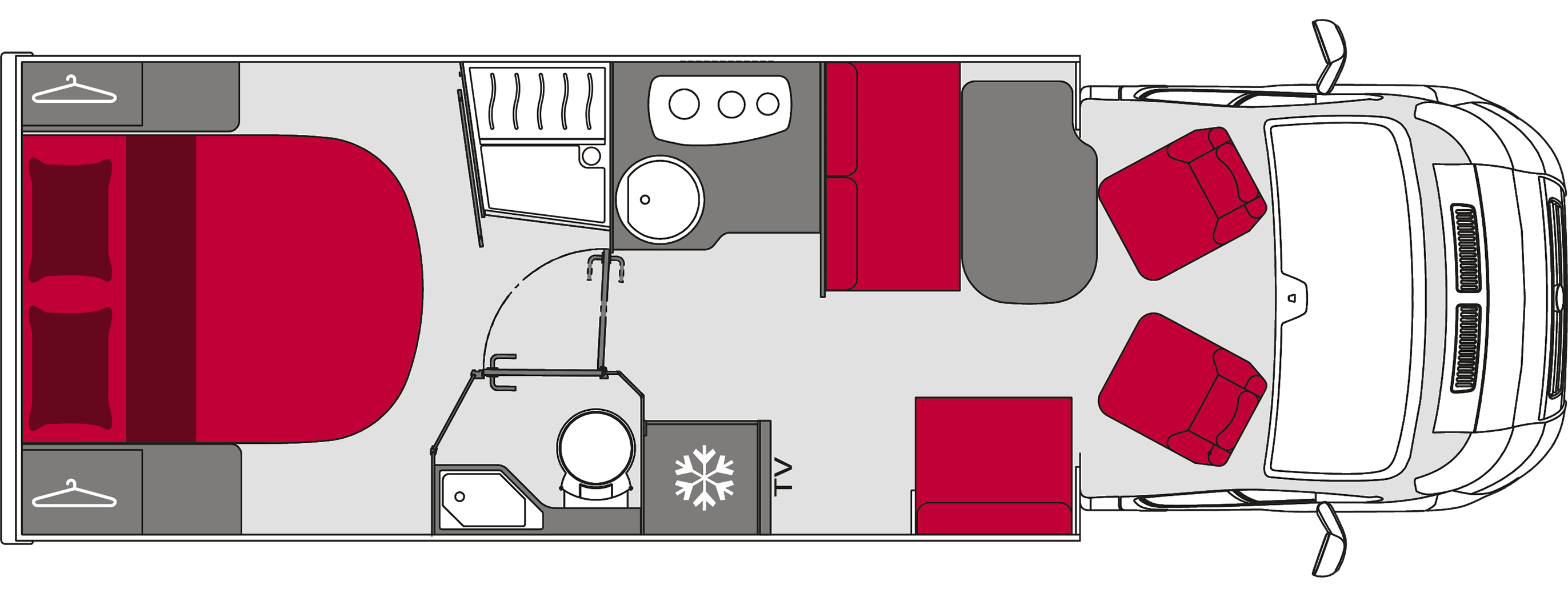 Low Profile Motorhomes And With Fold Down Series Circuit Thinglink